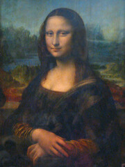 Leonardo Da Vinci´s Mästerverk Mona Lisa