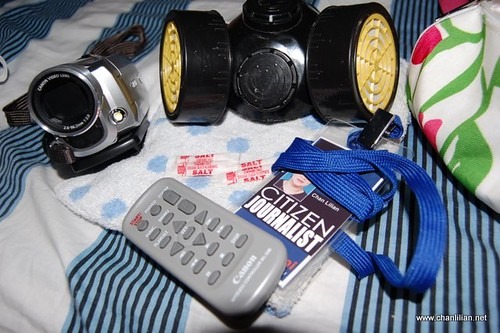 Citizen Journalist gear