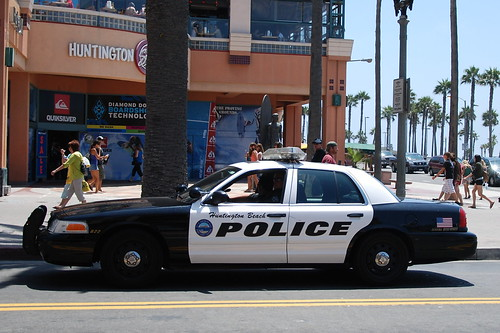 HUNTINGTON BEACH POLICE DEPARTMENT (HBPD) - a photo on