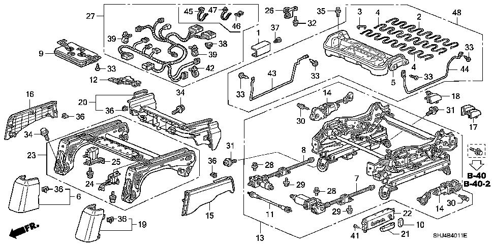 Driver S Seat Assembly Diagram Anyone Yet Another Issue