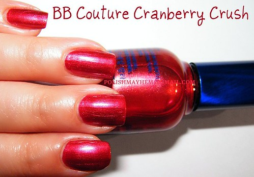 BB Couture Cranberry Crush