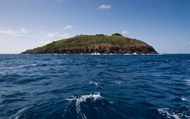 Small Island Between Mustique and Canouan