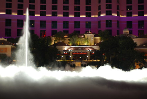 bellagio water fountain show