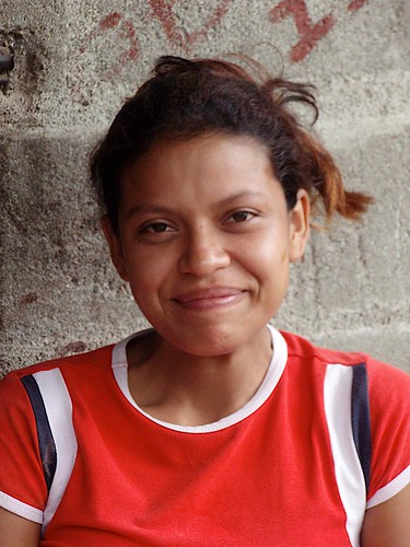Pretty girl - Muchacha bonita; Malacatoya, Granada, Nicaragua