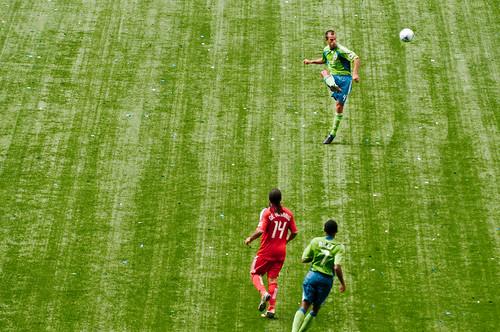 Sounders FC vs Toronto FC
