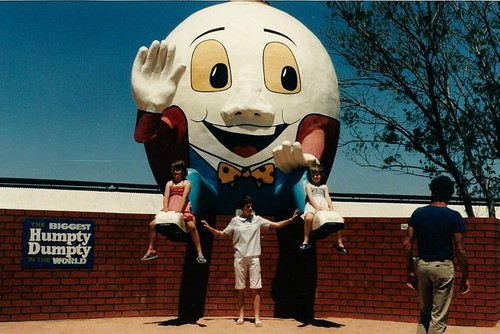 World's largest Humpty Dumpty
