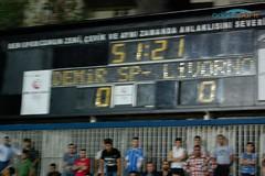 Adana Demirspor - Livorno