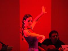 Flamenco 57 (raspu) Tags: madrid party espaa woman girl festival pilar teatro dance mujer spain theater fiesta chica olympus dancer baile flamenco e30 beltran bailarines raspu 50200