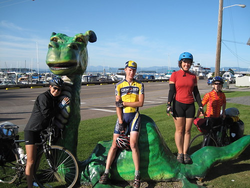 Click here to see more photos of our ride from Burlington, VT to Lake Placid, NY