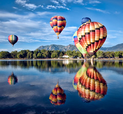 Colorado Balloon Classic in Colorado Springs