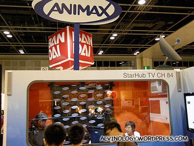 Animax station