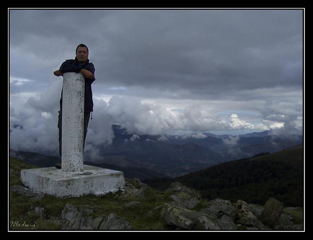 Ascensión a Txaruta (1081 m.)