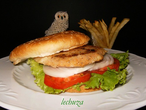 Hamburguesa isabel