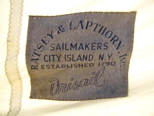 Sail Label.