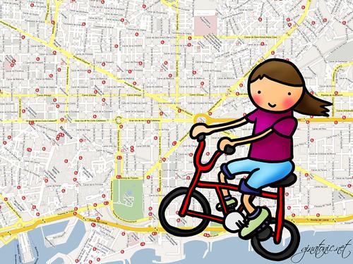 bicing barcelona bicicletas