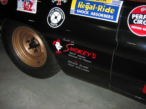 Floyd Garret Muscle Car Museum Smokey Yunick Fireball Roberts