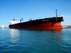 Forward Bridge (sparticus2009) Tags: ship bow tanker shipforwardbridge