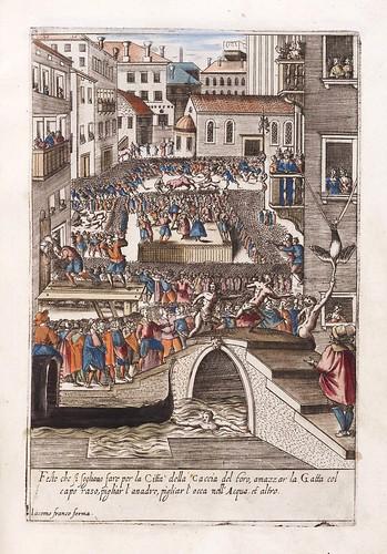 021-Fiesta popular en Venecia-Habiti d'hvomeni et donne venetiane 1609