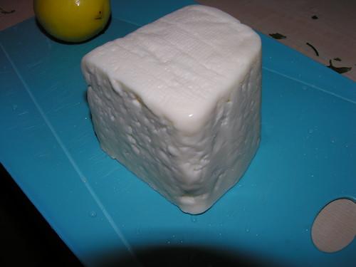 Fehér sajt