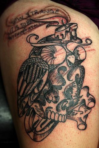 monkey wrench tattoo