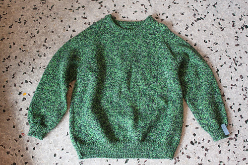 green pixels jumper! $7