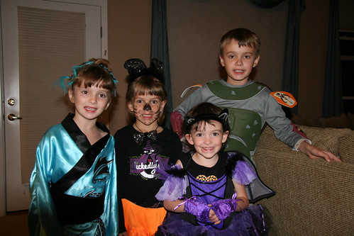 Bradley's Halloween Party