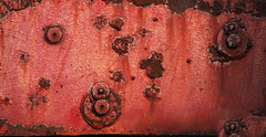 Rust (Alan Wrights) Tags: red dublin abstract art texture alan metal rust ship wright