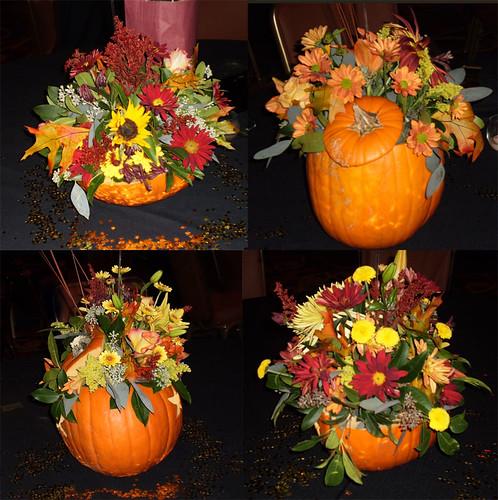 Fall-centerpieces