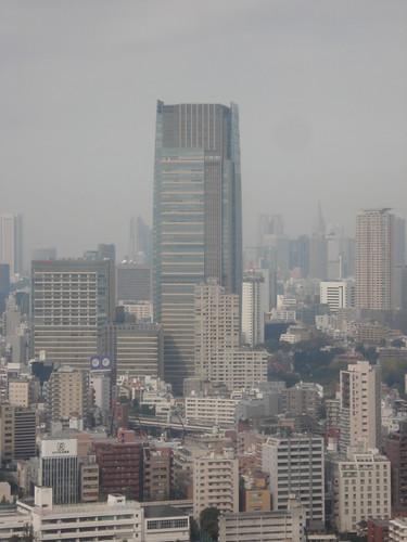 Tallest building in Tokyo
