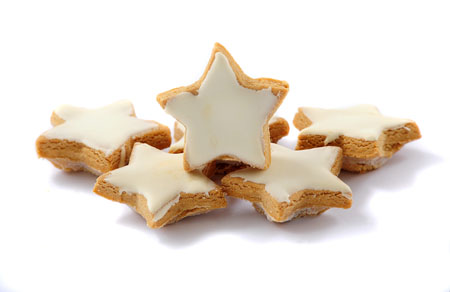 Seeing Stars Cinnamon Star Holiday Cookie Recipe From Bredenbeck S