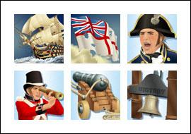 free Victory slot game symbols