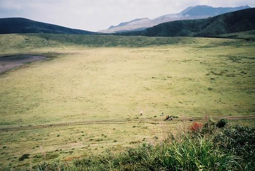Kusasenri meadow