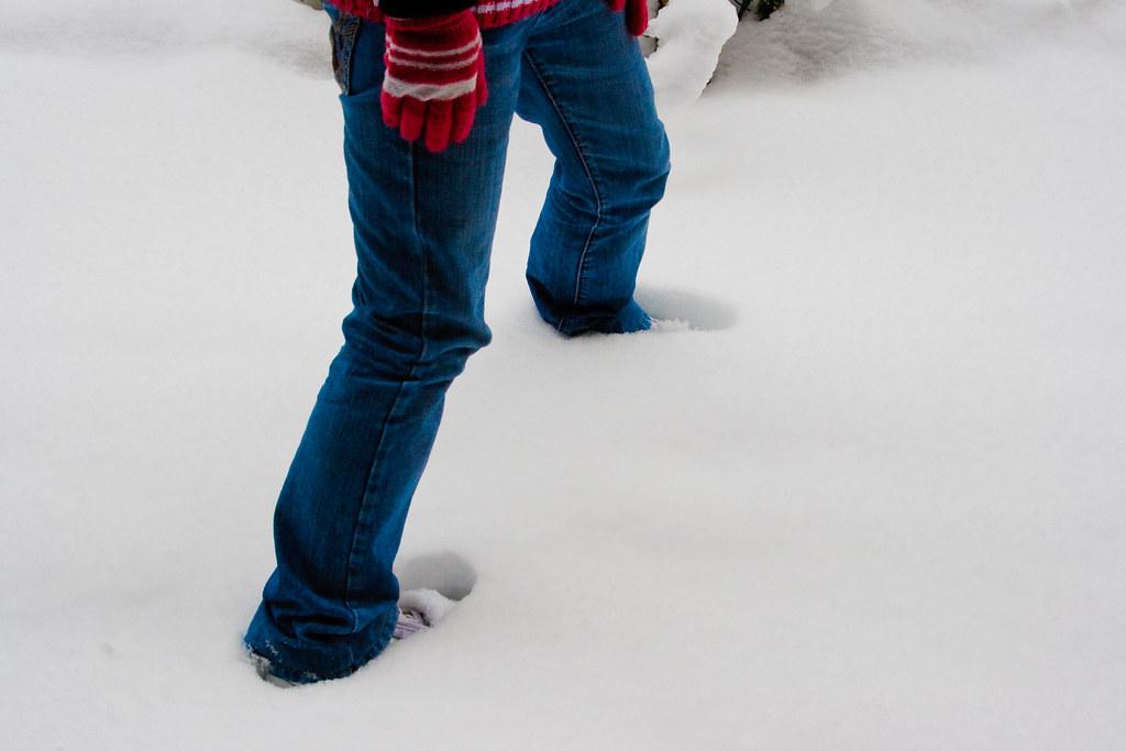 Snow Day in Weinan!