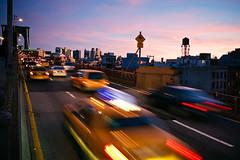 °brooklyn bridge sunset