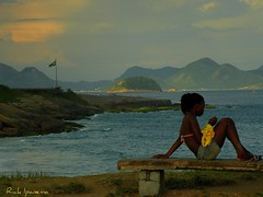Dia da Consciencia Negra (.**rickipanema**.) Tags: brazil portrait people beach brasil riodejaneiro praiadeipanema ipanemabeach praiadodiabo arpoadorbeach praiadoarpoador rickipanema 20denovembro diadaconsciencianegra nikoncoolpixp80 rio2016 diabobeach