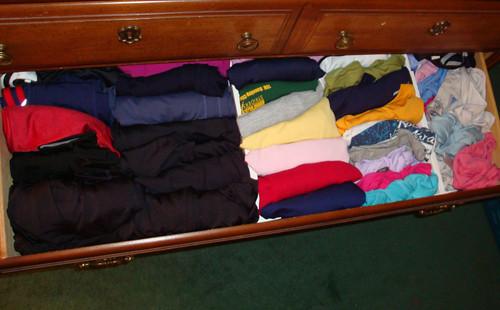 reorganized running