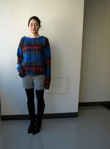 Rizumi at la reine reinette Osaka