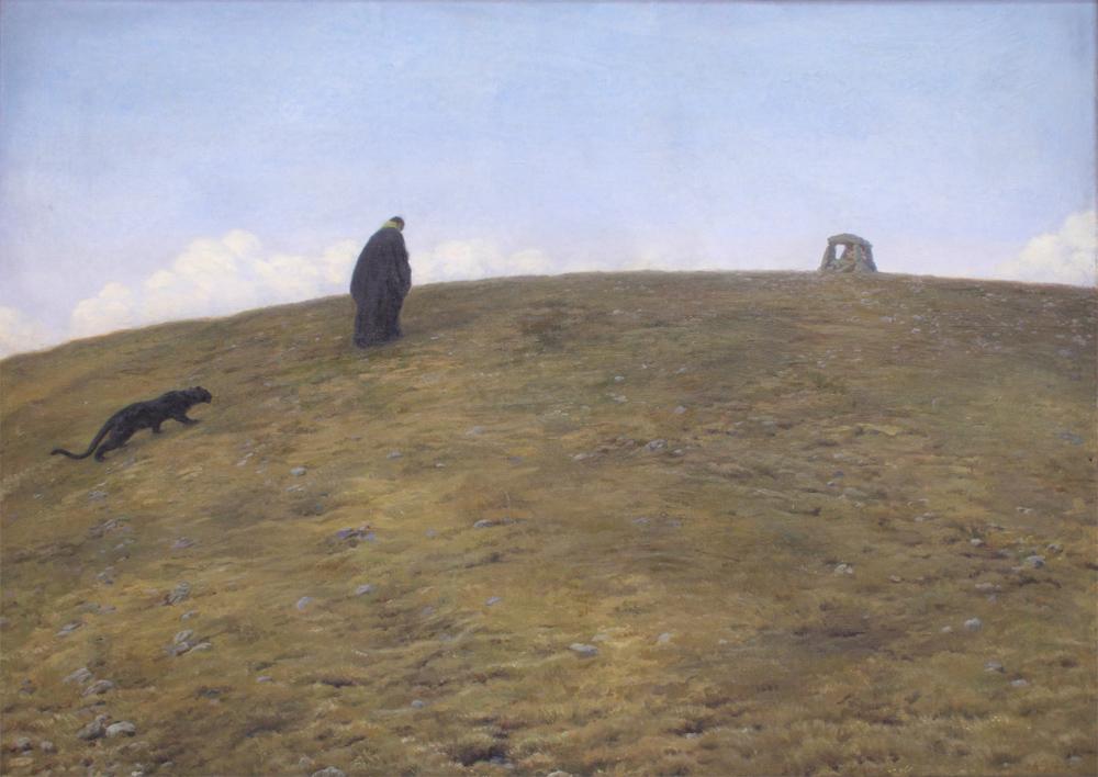 Arnost Hofbauer, Pilgrim, 1905