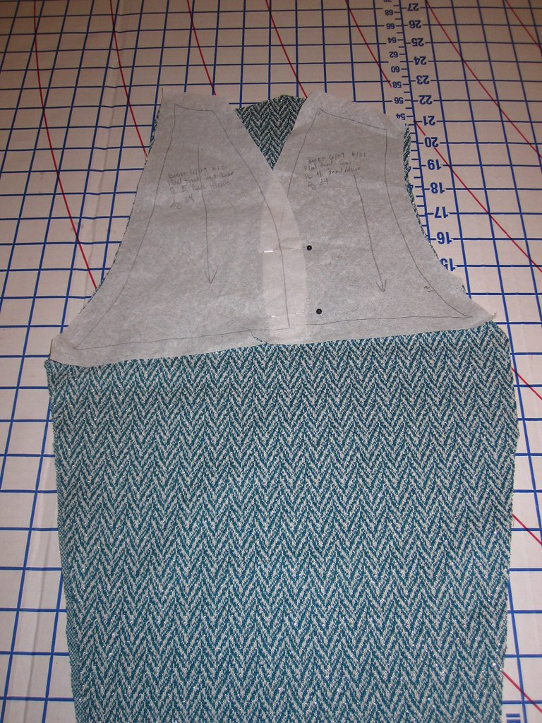 Combined Sleeve Pattern