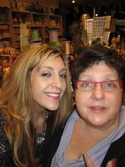 Me and Marlene!