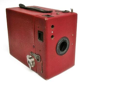 Kodak Portrait Hawkeye *Star* Box Camera