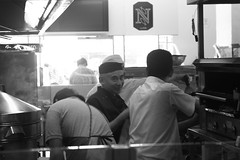 Chefs (hazmcm) Tags: food cooking kitchen sydney steam pyrmont ultimo chefs fishmarkets