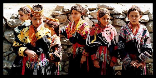People of Kalash