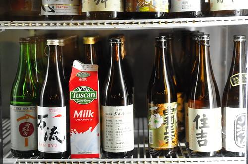 milk s(h)ake