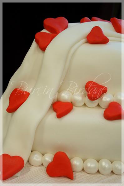 Beyaz Kalpli Detay