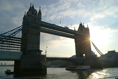 london bridge. (pietromoleti) Tags: down it when goes they said changes thesun cause