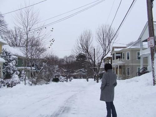 Our street, Dec 09