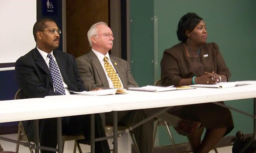 Mississippi Job Forum Panelists