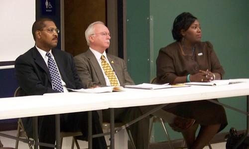 Mississippi Job Forum Panelists