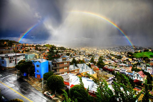 Day 67: Hailbow (HDR)